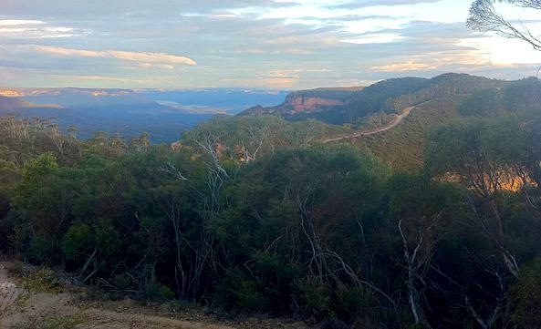 Narrowneck View