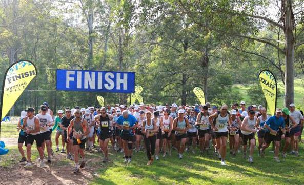 First Running Wild Glenbrook Marathon