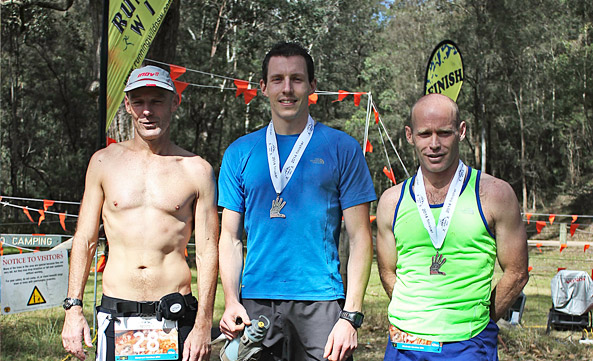 Marathon Male Podium - 2014
