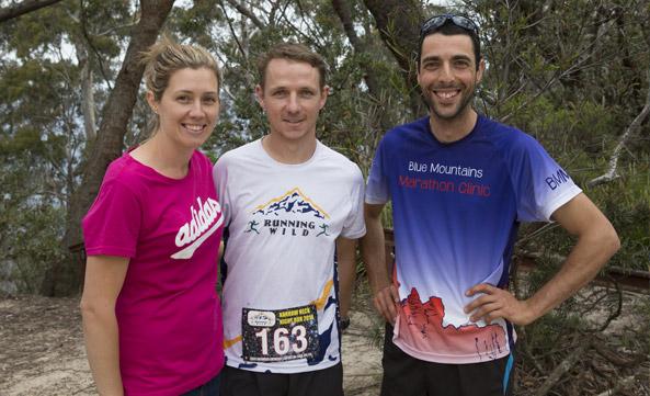 Runners before Start